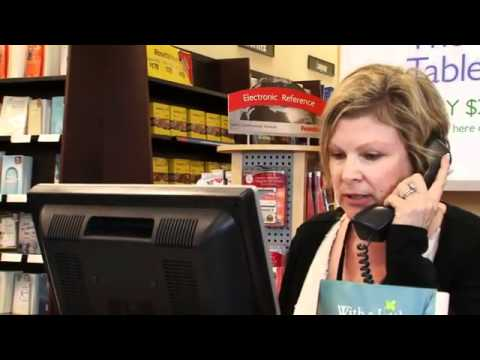 Jane Lynch Terrorizes a Bookstore For Her New Book!
