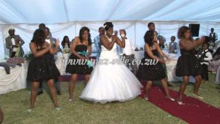 Zimbabwe Wedding Dance - Personally   Psquare