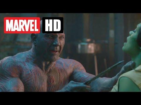 GUARDIANS OF THE GALAXY - Preview: Schon mal eine Askavarian gesehen? | German - Marvel HD