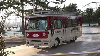 島内唯一の交通手段 周遊バス 横浜・八景島シーパラダイスに行って来ました~♪ 00324