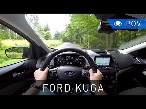 Ford Kuga 2.0 TDCi 150 KM AWD Titanium (2017) - POV Drive | Project Automotive
