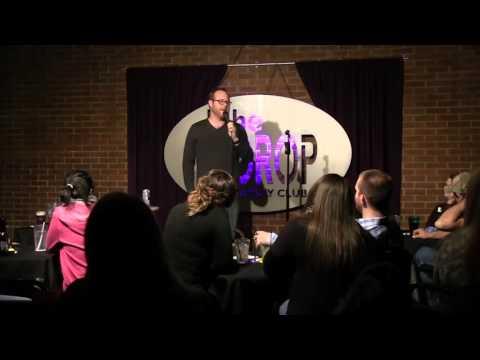 John Cessna headlines The Drop Comedy Club (Feb 2016--Full Set)