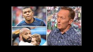 Kylian Mbappe: France star is BETTER than Thierry Henry - Lee Dixon