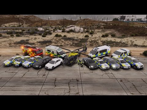Full Download] Doj Police Department New Vehicle Pack Showcase