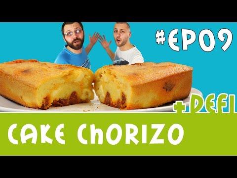 cake-chorizo-recette-rapide-défi-des-oeufs---apéro-#ep09
