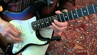 Hendrix - Hear My Train A Comin