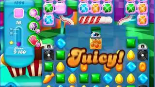 Candy Crush Saga SODA Level 1598 CE