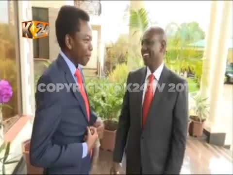 Download Youtube: Deputy President Ruto set for the inauguration ceremony 1