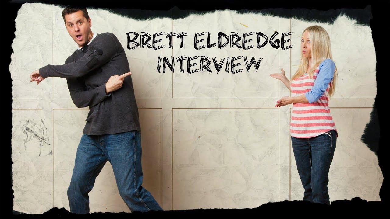Brett eldredge interview youtube kristyandbryce Gallery