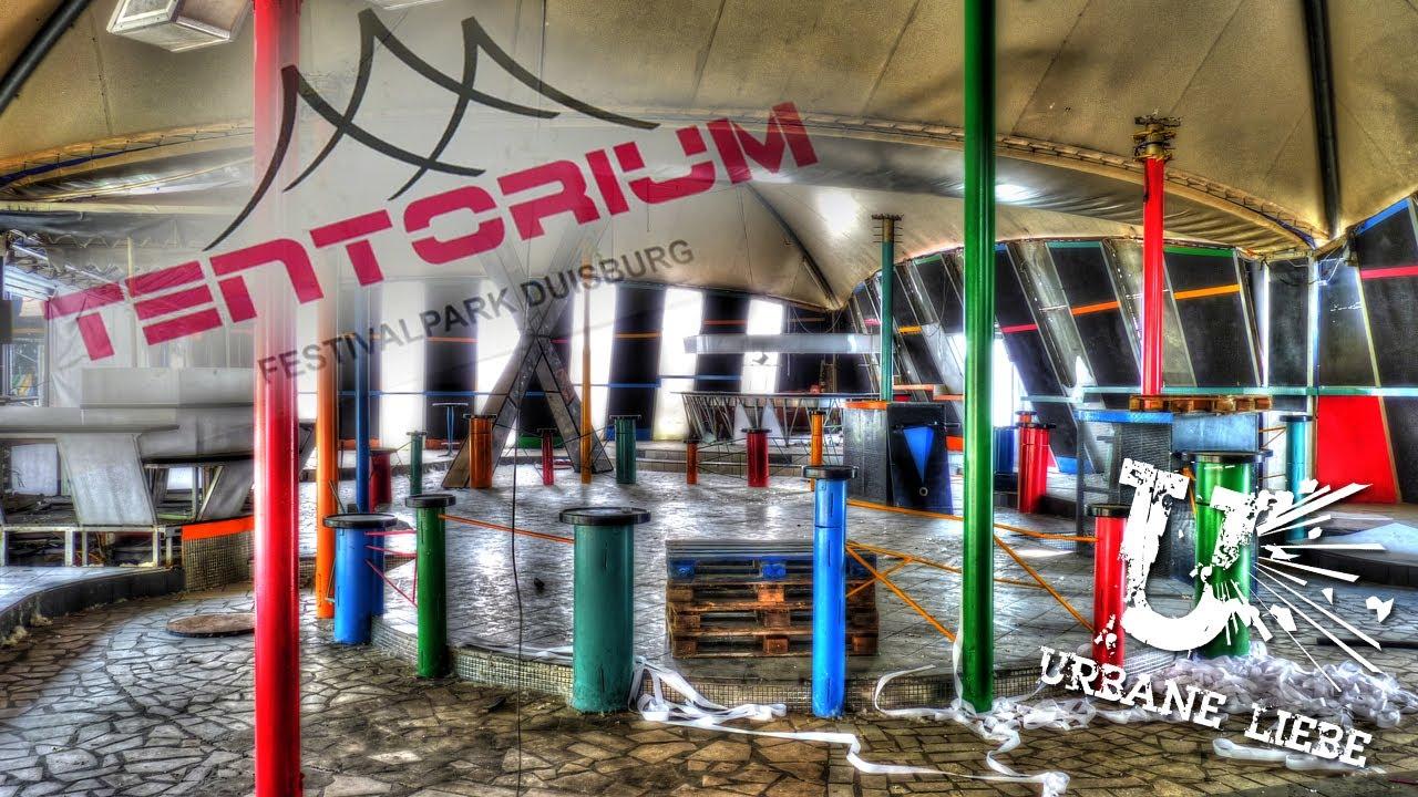 Urbane Liebe Im Tentorium Lostplace Dusiburg Disco Youtube