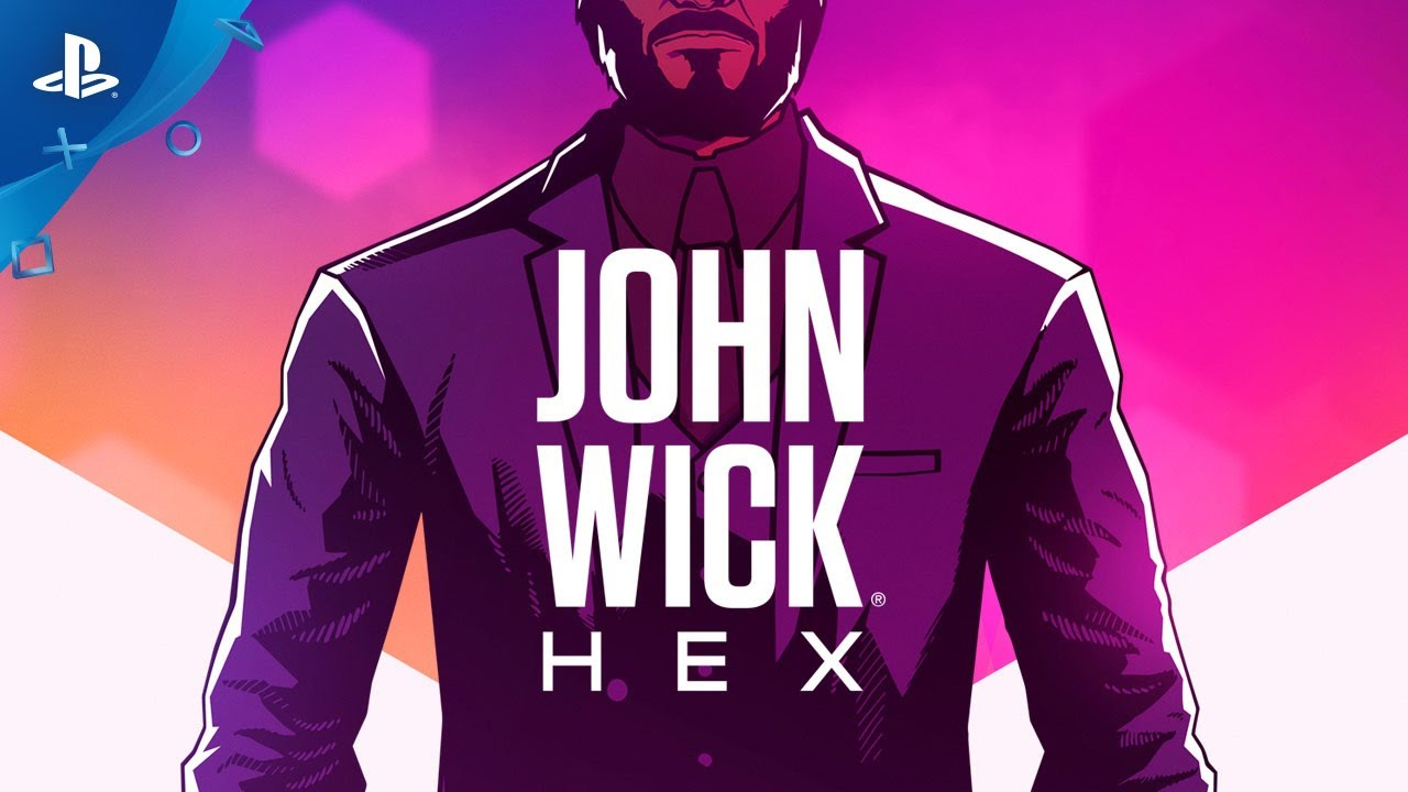 John Wick Hex - Launch Trailer