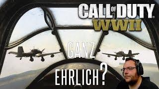 Call of Duty: WWII | ganz ehrlich?