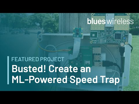 Download Busted! Create an ML-Powered Speed Trap