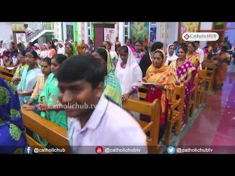 """GOLDEN GUBILEE CELEBRATIONS"" of St  Theresa's Church' sanathnagar 29 09 18"