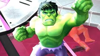 Marvel: Mighty Heroes - The Modern Hulk! Max Level [Episode 7]