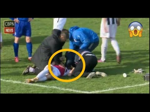 Croatian Footballer Bruno Boban Collapses And Dies During a Match