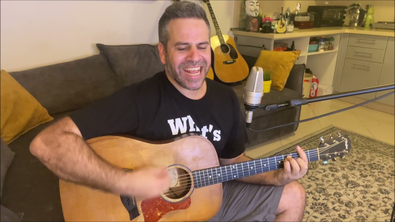 Alive (Pearl Jam)- Acoustic Cover