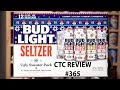 Bud Light Seltzer Ugly Sweater Mix: All Four Flavors (CTC Review #365)