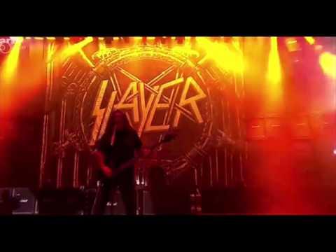 Slayer, album Repentless Sept 11th – Summer Slaughter dates - Fear Factory, Genexus – POD, Awakening
