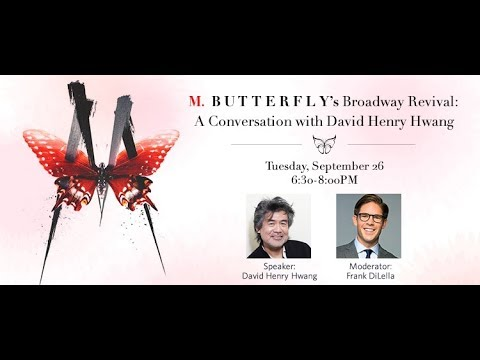 M. Butterfly's Broadway Revival: A Conversation with David Henry Hwang
