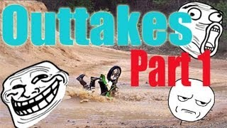 Enduro Trolling (Outtake Video 1)+Drift FAIL+ owned Scootertuner thumbnail