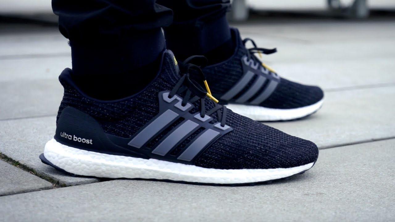 new concept dce3e 85088 adidas Ultra Boost 4.0 5th Anniversary  ON FEET