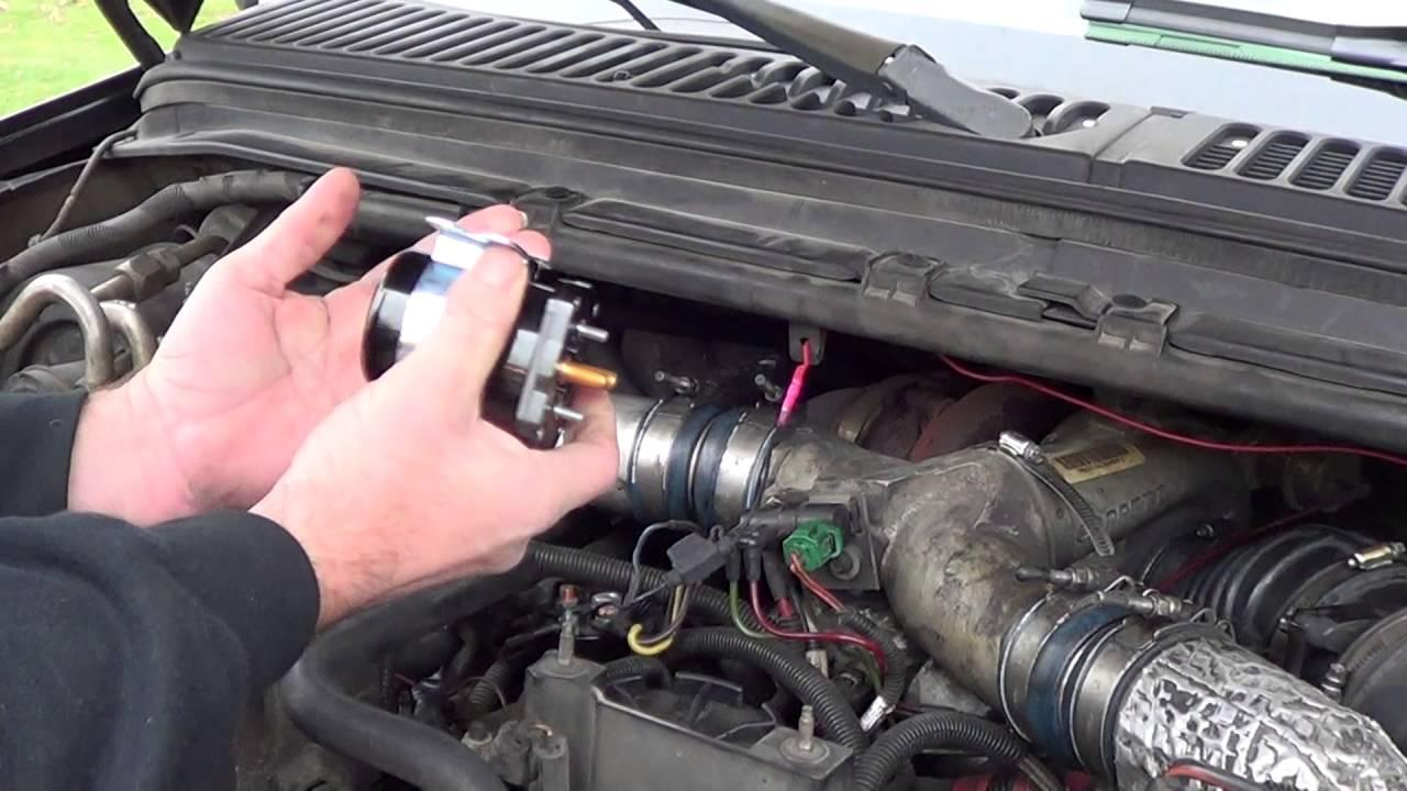 1999 Ford F 250 Glow Plug Relay Wiring Diagram