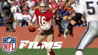 #1 Joe Montana | NFL Films | Top 10 Quarterbacks of All Time