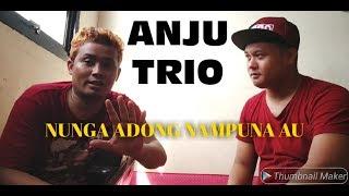 LIVE NUNGA ADONG NAMPUNA AU || ANJU TRIO ( GITAR )