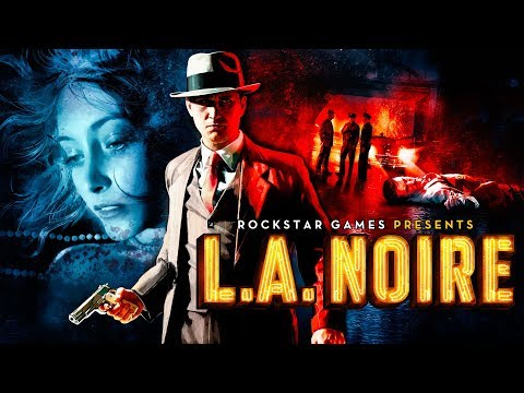 WORLD'S BEST DETECTIVE!! (LA Noire PS4 Pro Gameplay)