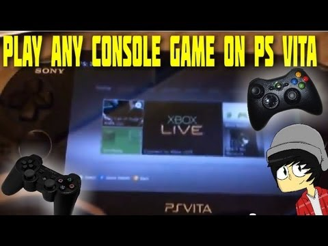 how to play ps3 games on ps vita without ps3