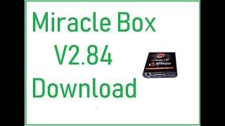 Miracle Box V2 58 (2018) Latest Crack Setup+Loader 100