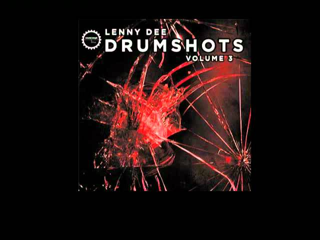 Lenny Dee - Drumshots Vol 3 - Sample Pack #1