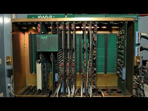 Fadal CNC Machine Control Electronics Walk Through
