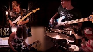 IRON MAIDEN - 22 Acacia Avenue Full Collab Cover