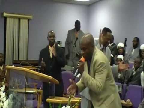 Pastor David Linton-Window of Opportunity