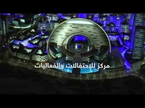 Mall of the World - Dubai future mall - expo2020
