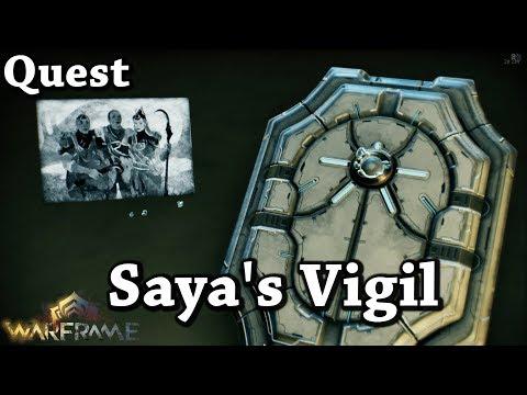 Warframe | Quest | Saya's Vigil