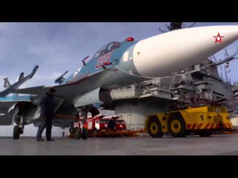 Sukhoi Su-33 Russian