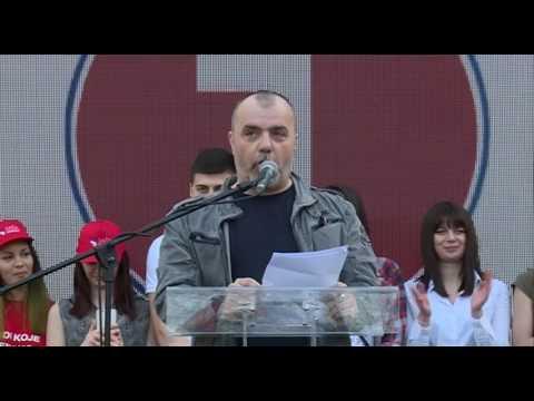 Nikola Kojo, celokupni govor na konvenciji u Nišu, 24. 03. 2017.