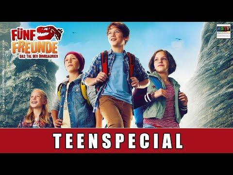 Fünf Freunde und das Tal der Dinosaurier - Teenspecial | TV-Feature