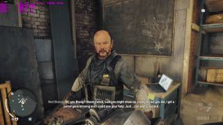 Homefront - The Revolution FX 6300 stock + RX 480  AMD ReLive