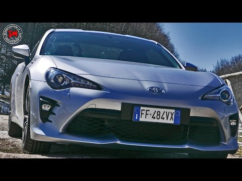 Toyota GT86 - Test drive by ReporTMotori.it