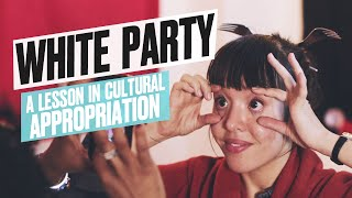 white party   a lesson in cultural appropriation akilah obviously