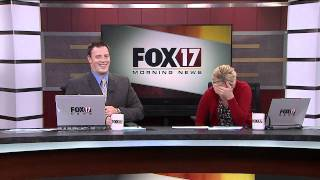 News Blooper Funny FOX 17