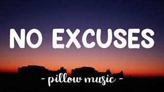 No Excuses - Meghan Trainor (Lyrics) 🎵