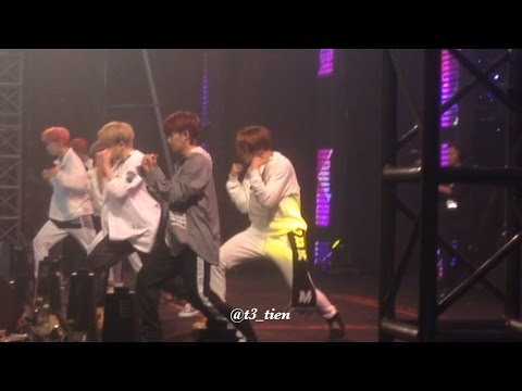 [Fancam] NCT127 - Limitless (170117 Vlive in Vietnam - by @t3 tien)