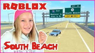 Let's Go To SOUTH BEACH / Roblox Ultimate Driving