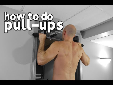 How To Do Pull Ups For Beginners (Full Tutorial)