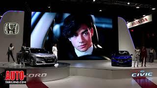 [RE-Live] พาชม Civic ใหม่ CR-V ใหม่ รุ่น 5 ที่นั่ง Accord ใหม่ และ Honda NSX ในงาน MotorExpo 2018